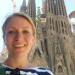 Sagrada Familia w Barcelonie