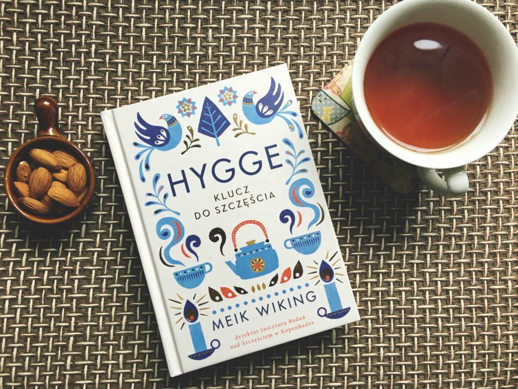 """Książka """"Hygge - klucz do szczęścia"""" Meik Wiking"""