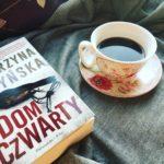 """Książka """"Dom czwarty"""" Katarzyna Puzyńska"""