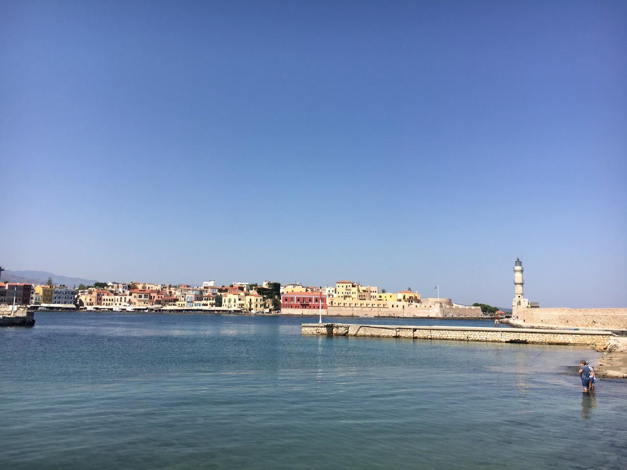 Zwiedzanie Krety – Chania