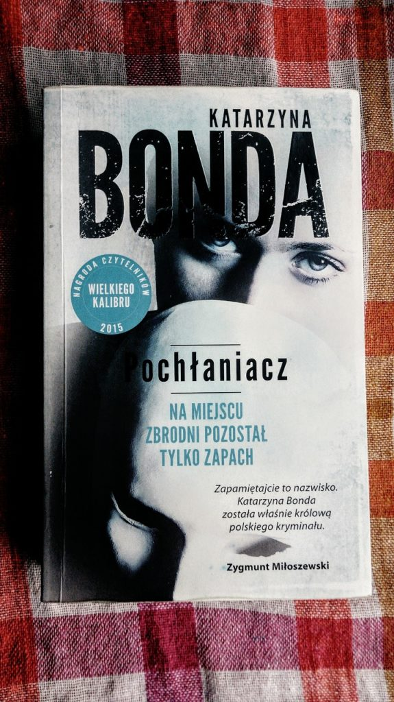 Katarzyna Bonda Pochłaniacz książka