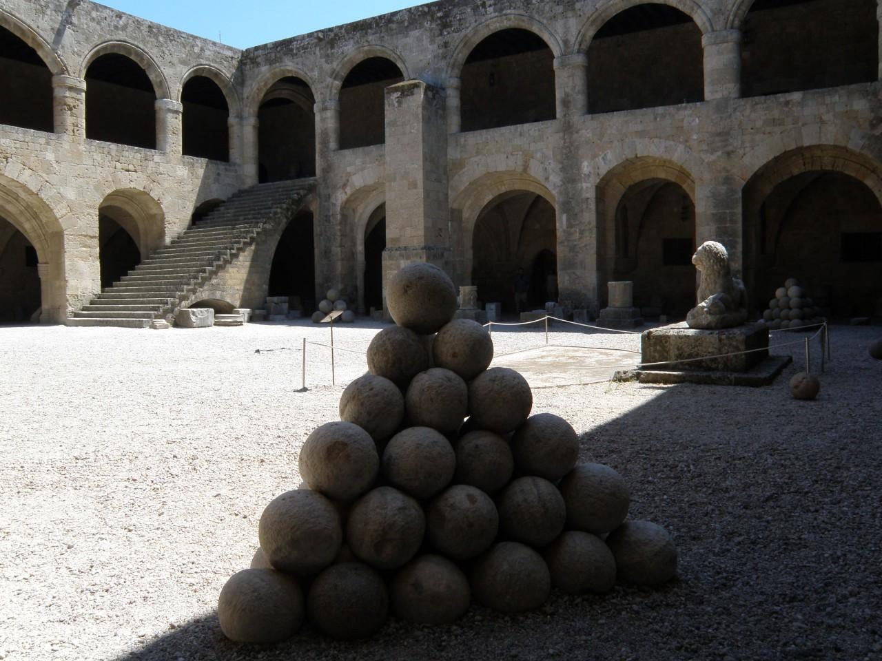 Muzeum Archeologiczne Rodos