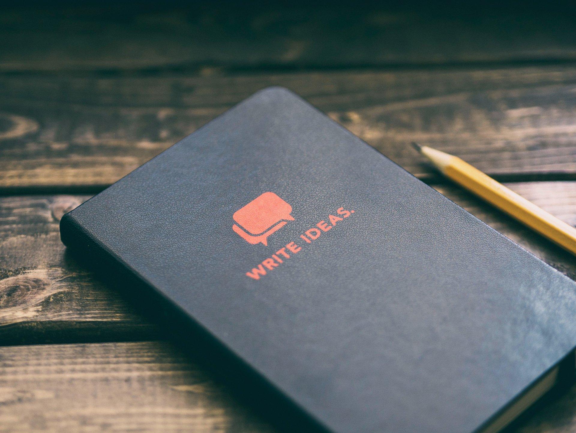 Skąd wziąć pomysł na książkę?